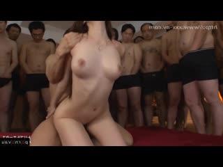 Yui hatano [ orgies &  hairy &  japanese / cum on face , bukkake , holes , crempai , curly]