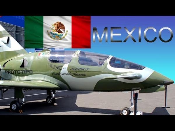 PEGASUS P-400T, El Nuevo Avión Desarrollado y Construido en México