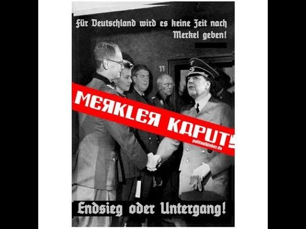 Verzweifelter Endkampf der Bundesrepublik Deutschland - Livebericht von der Front