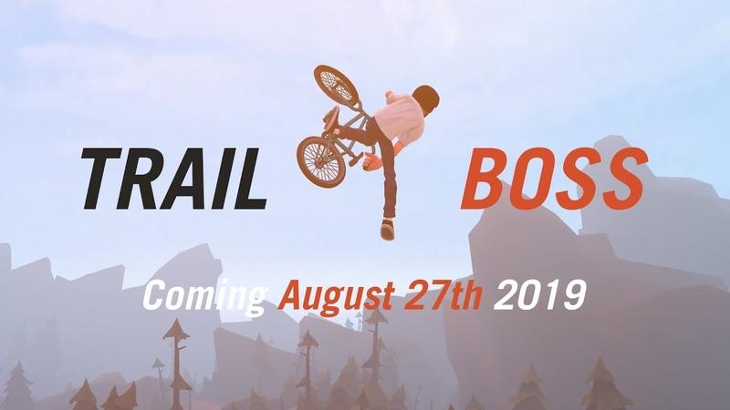 Trail Boss BMX - Official iOS / Android Trailer insidebmx