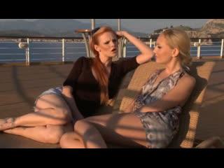 Kristine Crystalis and Nataly Von