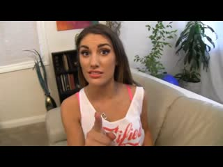 August Ames - I Am More Than Book Smart, Straight, Lesbian, Toys