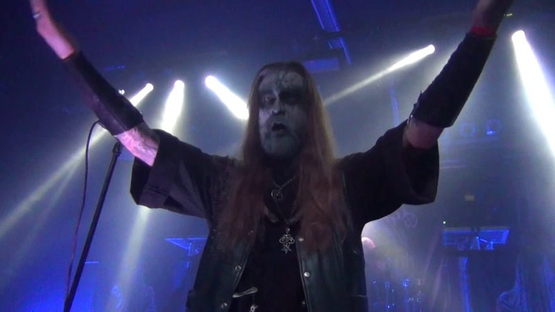 Sargeist Let The Devil In LIVE @ From Hell Erfurt 2018