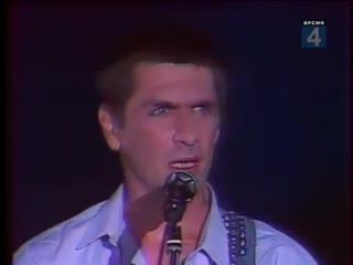 Михаил Танич впервые представляет Лесоповал
