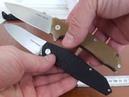FURA · GEAR FG-YN-03, D2, G10, Флиппер, Тактический, подшипник, EDC, Liner Lock