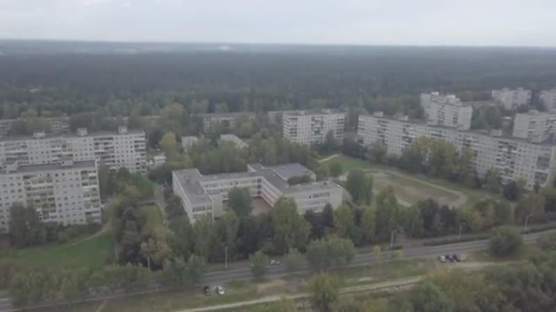 Наша любимая гимназия находится в самом живописной части Парковского микрорайона  гимназия14оз гимназия школа мо московская