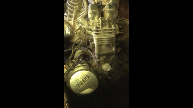 Проверка контрактного двигателя Yamaha FZR1000 (2LL) перед отправкой клиенту | motod.ru