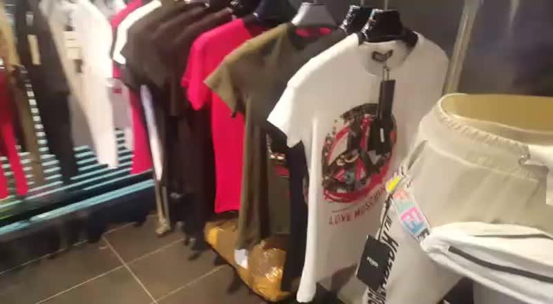 Копии брендов футболки ОПТОМ из Турции