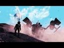No Man's Sky выживаем давным давно в далекой галактике(Делаем Стекло)