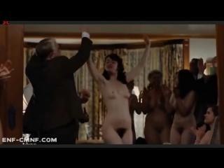 Cmnf-отрывок из фильма – голые женщины танцуют с одетыми мужчинами на одной вечеринке
