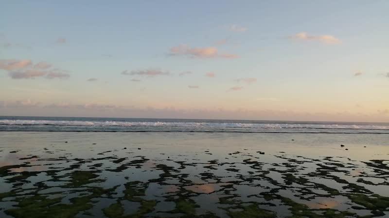 Indonesia Sumbawa island Lakey beach camping side