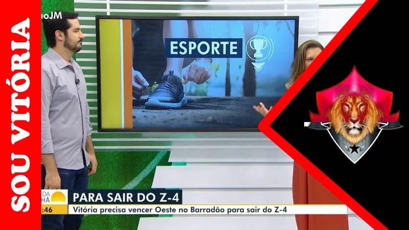 Vitória x Oeste: com ingressos a partir de R$ 10,00 o Leão está pronto para enfrentar o Oeste