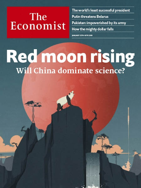 The Economist USA 01.12.2019