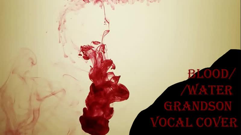 BloodWater ( Vocal cover ) [ВнимениеКРОВАВЫЕ ВСПЫШКИ!]