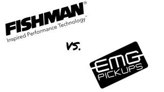 Fishman Fluence Modern Ceramic Bridge vs EMG 81!
