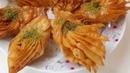 Tatar baklavası/Farklı bir baklava çeşidi/Fırınsız Tatlı/Bayrama yakışır tatlı