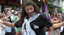 Dabke Crew from Ramallah first Visit to Oxford