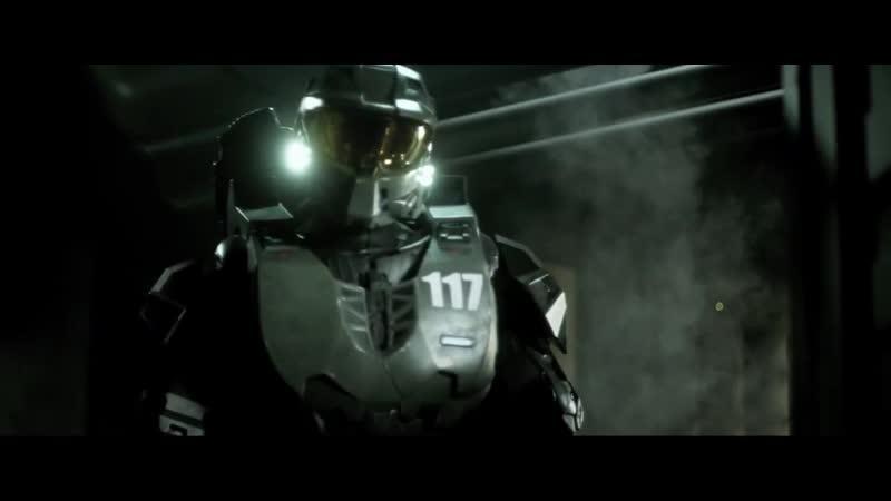 Halo 4 Идущий к рассвету Halo 4 Forward Unto Dawn 2012 трейлер на русском языке