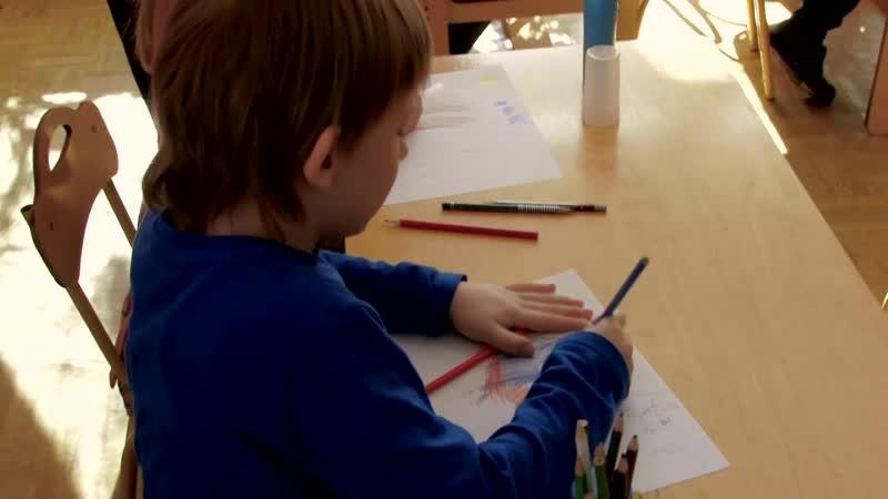 Один день из жизни детского сада Лебедушка 2016г