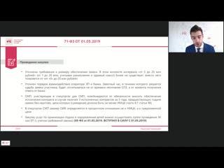 Обзор основных изменений в 44-ФЗ ()