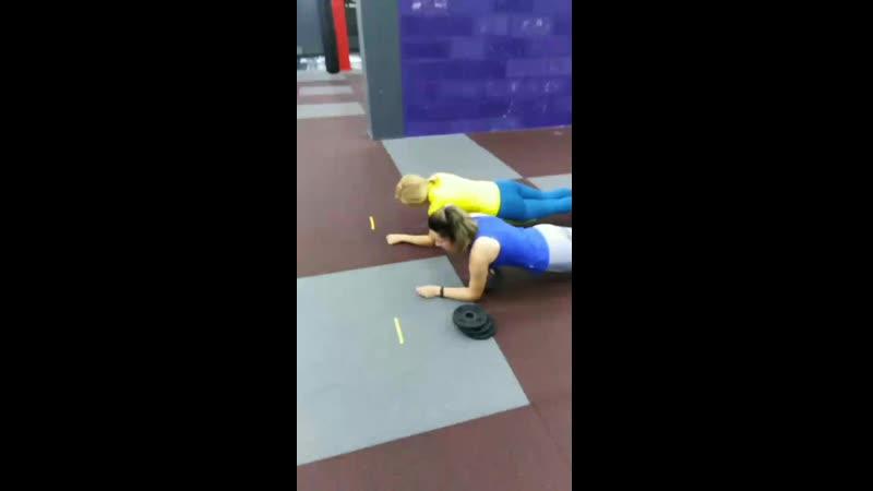 Упражнения на мышцы кора 2