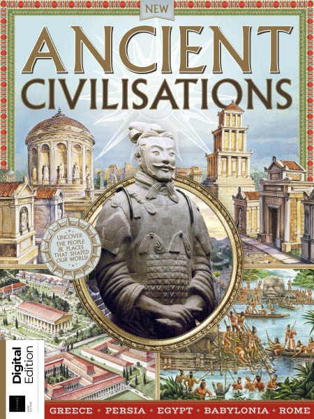 All About History Ancient Civilisations Ed1 2019