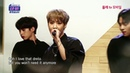 Oneus Hwanwoong RAVN Xion Onewe Dongmyeong Versace on the Floor Cover @ I shall debut