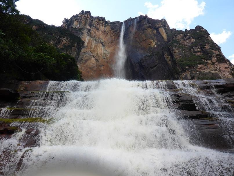 Водопад Анхель, Венесуэла, изображение №2