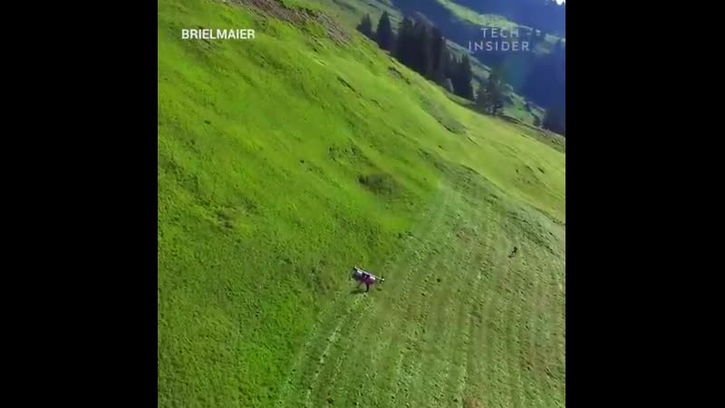 Brielmaier builds lawnmowers for all different kinds of landscapes.