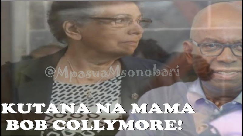 'Father' to Wambui Introduces Collymore's and Wambui's Mothers Others Mtazame Mama yake Collymore