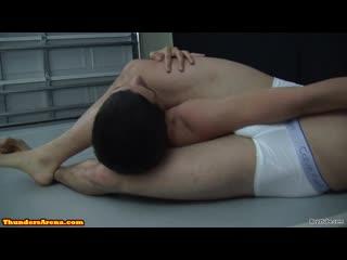 [720]  Thunders Arena - Rough  Ready 80 - Vinny vs Flaco (Wrestling)