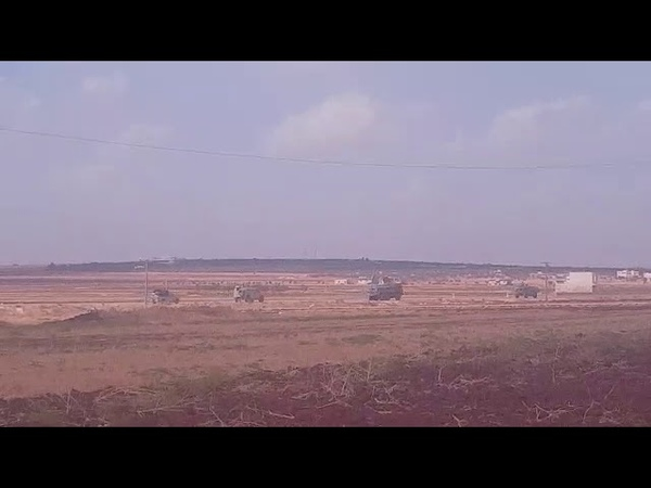 Russian military increases presence in Tal Rifaat to block potential Turkish Army