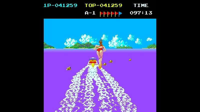 Arcade Game: Tropical Angel (1983 Irem)
