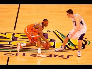 2003 NCAA National Championship's final 4. Syracuse vs. Kansas | Carmelo Anthony | Jelly Plain🍇