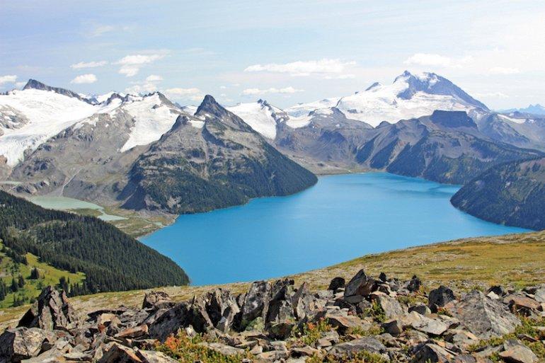 Самые красивые озера Канады, изображение №8