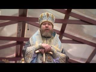 Проповедь митрополита Псковского и Порховского Тихона в праздник Успения Пресвятой Богородицы