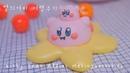 별의 커비 머랭쿠키 만들기♡ How to make Kirby Star Allies Meringue cookies♡ メレンゲクッキー