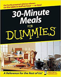 30-Minute-Meals-For-Dummies