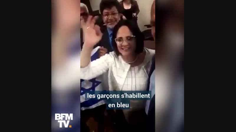 Une ministre brésilienne déclare que les garçons shabillent en bleu et les filles en rosegt polémique pour BFM TV