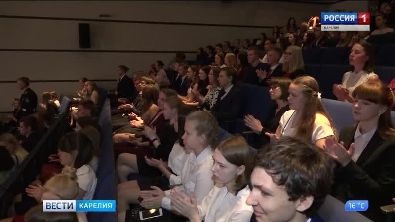 240 карельских школьников закончили обучение с медалью 2019 Петрозаводск