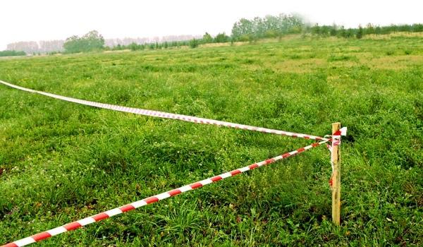 земельные участки с границами