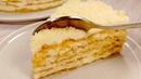 БЕЗ ДУХОВКИ Обалденный торт ПЛОМБИР