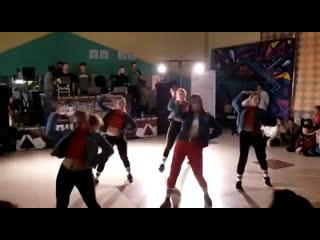"""Очпочмак Fest 2019/Школа танцев """"жение"""""""