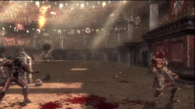 Mortal Kombat 9 Shao Kahn