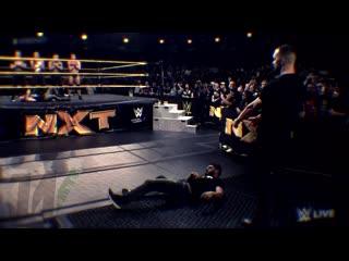 Finn Balor - Heel Turn (NXT)