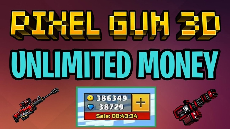 Pixel Gun 3D Hack 2020 Free Gems Coins Cheats How to Hack Pixel Gun 3D IOS ANDROID