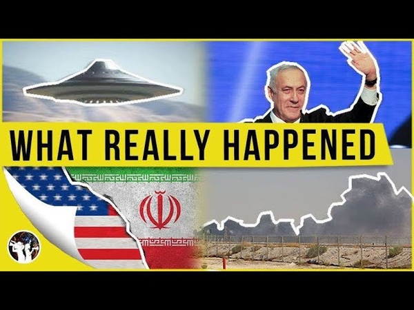 Aliens Exist!? And Middle East About To Erupt As Netanyahu Falters!