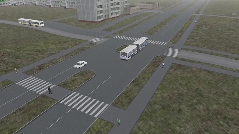 OMSI 2 Kostroma Line 23