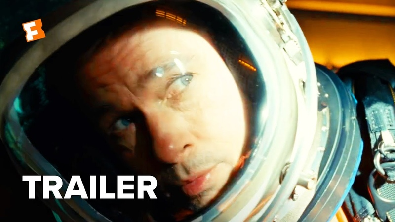 Ad Astra IMAX Trailer 2019 Movieclips Trailers