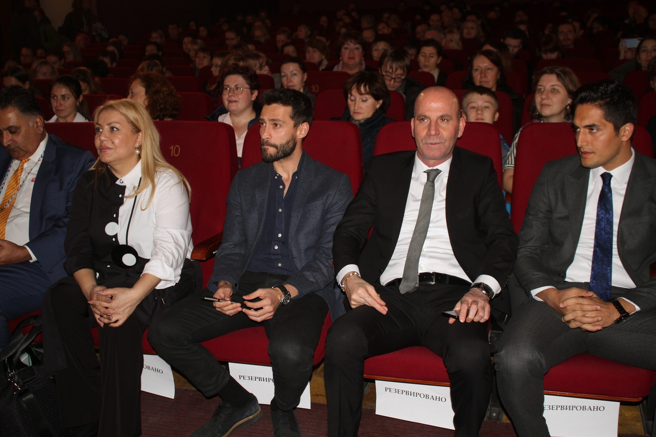 «Специальная программа» Турецкой Республики на VIII Санкт-Петербургском международном культурном форуме.